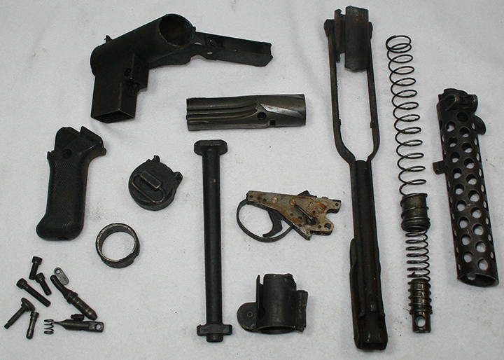 machine gun accessories