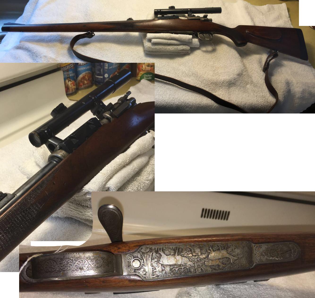 Machine Guns and Accessories